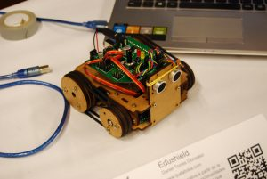 Robót atónomo en la OSHWDem