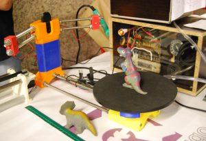 Escaner 3D en la OSHWDem
