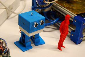 zowi robot OSHWDem 2016