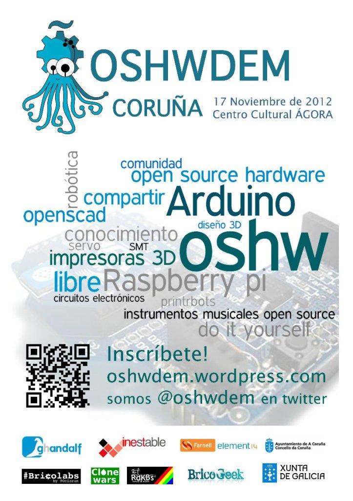 Cartel OSHWDem2012