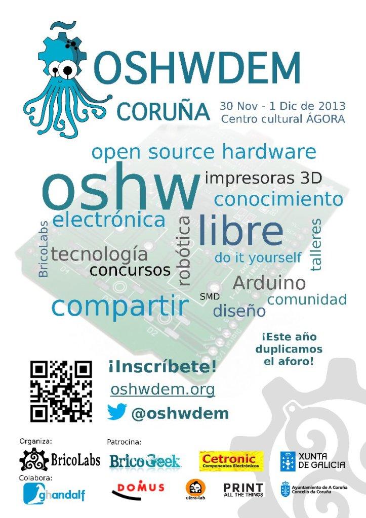 Cartel OSHWDem2013