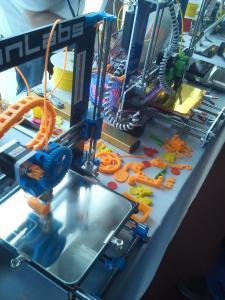 Impresoras3D - @xalcoz
