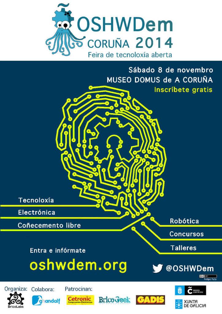 Cartel OSHWDem2014