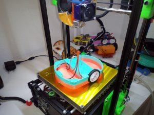 lalita impresora 3D en la OSHWDem 2017