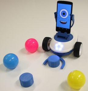 Proyecto Robobo en la OSHWDem 2017
