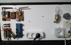 smart home iot Proyecto en la OSHWDem 2017