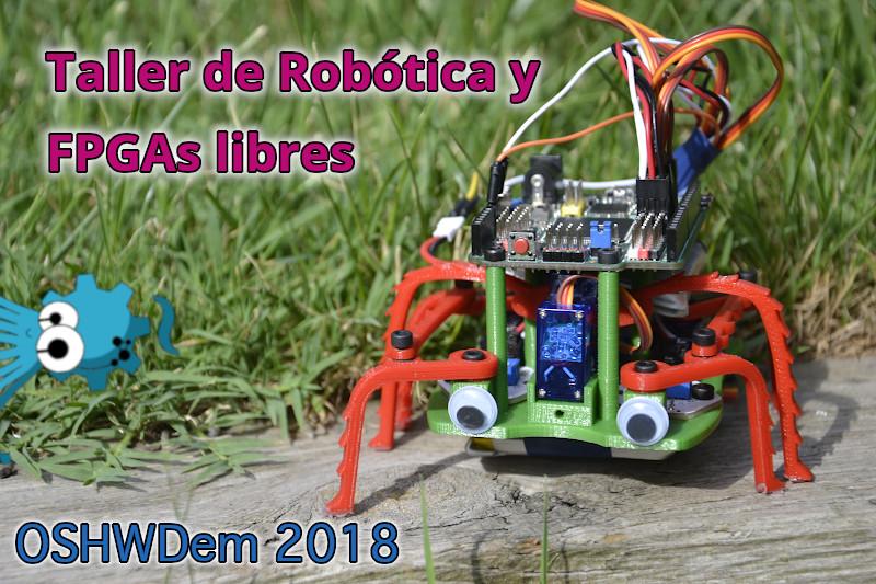 robots con fpgas