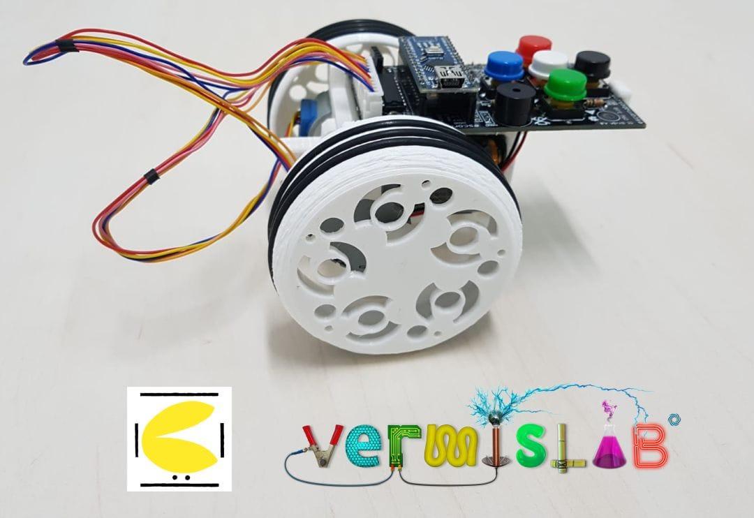 Plug&Play Escornabot