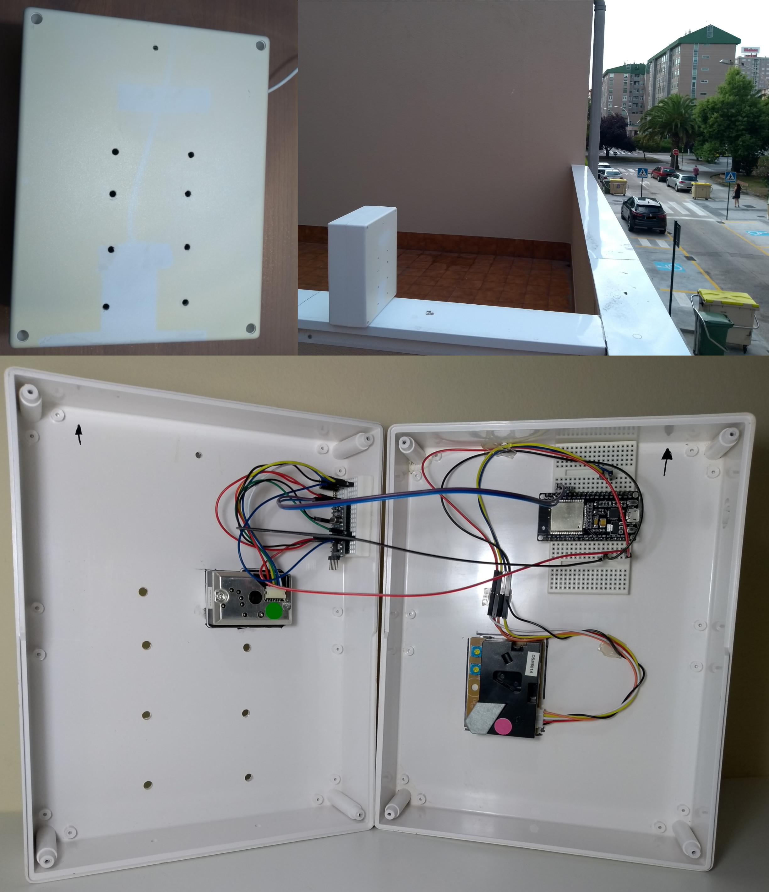 sensor calidad del aire oshwdem 2018
